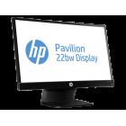 """Monitor HP para casa Monitor HP Pavilion 23bw IPS de 23"""" com iluminação por LED (C3Z93AA)"""